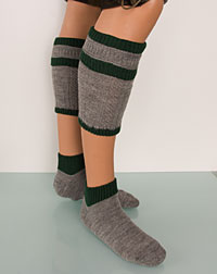 Loferl, bavarian socks