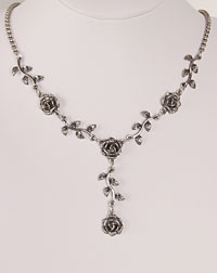 """Rose"" necklace"