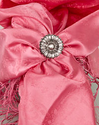 """Margaritte"" cloth clip"