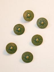 6 country- style buttons