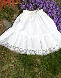 """Sonja"" underskirt for baby + child"