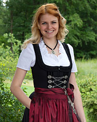 """Arzbach"" waitress dirndl without apron"
