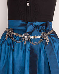 """Blume"" chain belt"