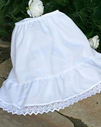"""Lilly"" underskirt for baby + child"