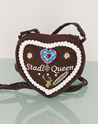 """Stadl Queen"" little bag"