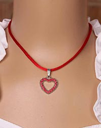 """Herzi"" child necklace"