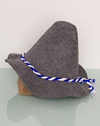 Hat for fun, blue
