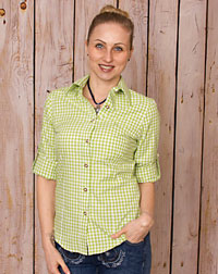 """Colditz"" blouse"