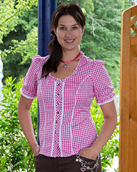 """Heitersheim"" blouse"