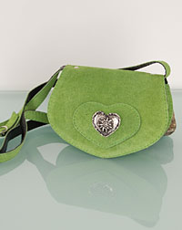 """Kindel"" bag apple green"