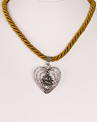 """Sumsi"" necklace gold"