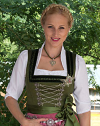"""Röttingen"" dirndl blouse"