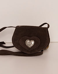 """Kindel"" bag brown"