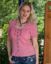 """Altertheim"" blouse"