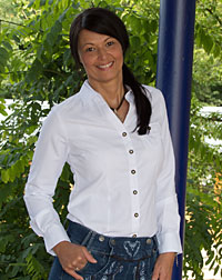 """Alteglofsheim"" blouse"