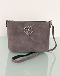 """Lotta"" bag grey"
