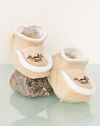 """Forheim"" baby shoes"