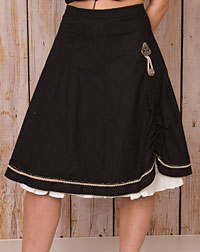 """Fraunberg"" skirt"