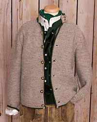 """Grainet"" cardigan"