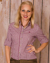 """Kollnburg"" blouse"