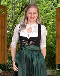 """Emma"" waitress dirndl"