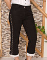 """Bella"" leather trousers"