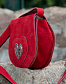 """Kindel"" bag red"