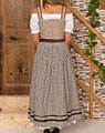 """Viersen"" dress + apron"