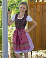 """Mömbris"" teenie dirndl 3 tlg."