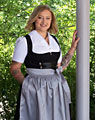 """Britta"" waitress dirndl"