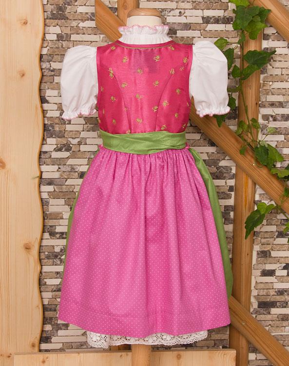 """""""Welzheim"""" dirndl, blouse, apron"""