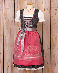 Dirndl for teenies